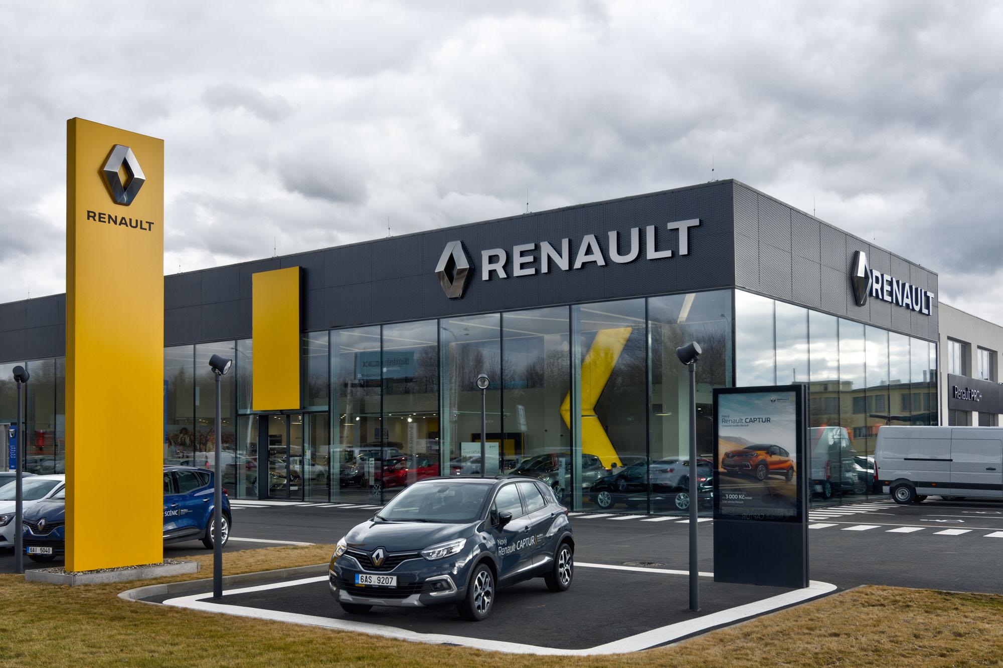 Obsidian Glass Renault Tukas