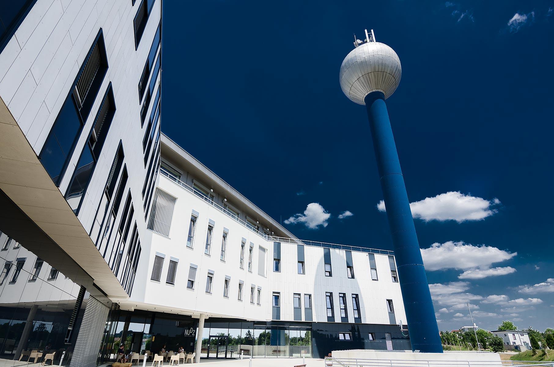 Skleněné fasády Thermont – Fotograf Jiří Alexander Bednář